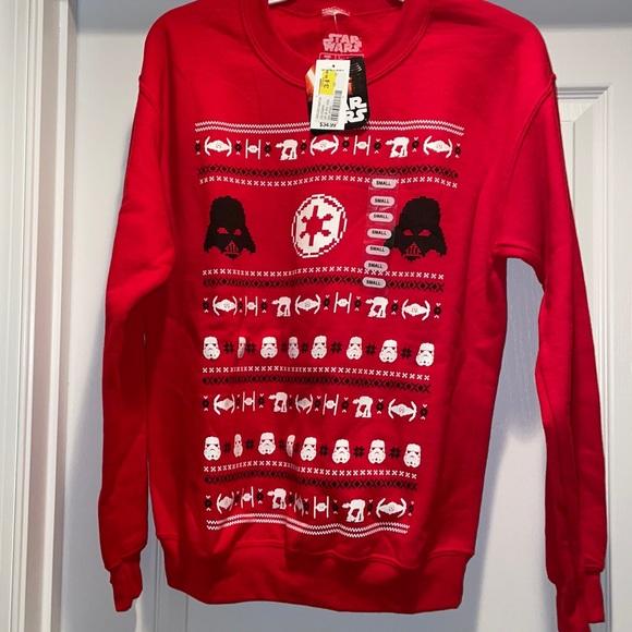 Disney Star Wars Christmas 🎄 Sweatshirt